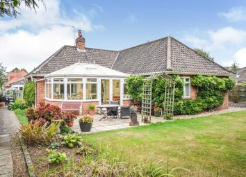 Thumbnail 3 bed bungalow for sale in Hoveton, Norwich, Norfolk