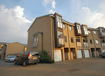 Thumbnail 4 bed town house to rent in Rustat Avenue, Cambridge, Cambridgeshire