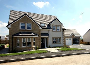Thumbnail 5 bedroom detached house for sale in Rigg Road, Auchinleck, Cumnock