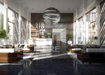 Thumbnail 1 bed flat for sale in Stratosphere Tower, Great Eastern Road, Stratford