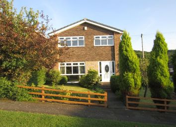 Thumbnail 3 bed detached house for sale in Bywell Close, Ryton