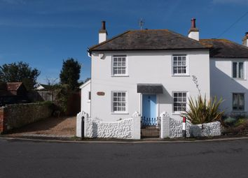 Thumbnail 2 bedroom cottage for sale in Albion Road, Selsey, Chichester