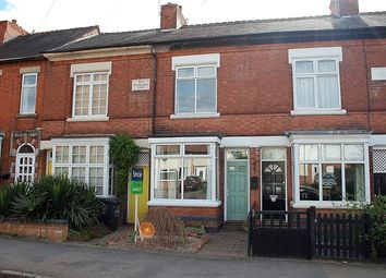 Thumbnail 2 bed terraced house for sale in Seagrave Road, Sileby, Leicestershire.
