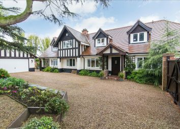 Thumbnail 4 bed detached house for sale in The Grove, Hillcrest Road, Keyworth, Nottingham
