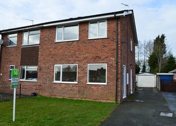 Thumbnail 3 bed semi-detached house for sale in Longford Turning, Market Drayton