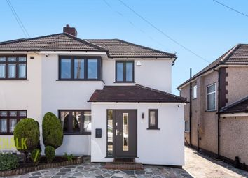 Thumbnail 3 bed semi-detached house for sale in Warren Drive, Hornchurch