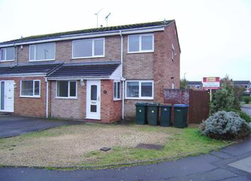 Thumbnail 3 bedroom property to rent in Coombe Park Road, Binley, Coventry