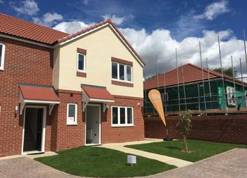 Thumbnail 3 bedroom semi-detached house for sale in Waterford Meadows, Kingfisher Close, Cherry Willingham