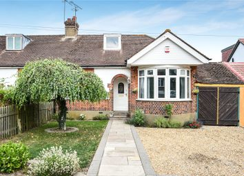 Thumbnail 2 bed semi-detached bungalow for sale in Briarwood Drive, Northwood, Middlesex