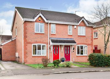 3 bed semi-detached house for sale in Hawkridge Drive, Manchester, Greater Manchester M23