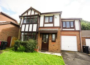 Thumbnail 5 bedroom detached house for sale in Wenlock Close, Horwich, Bolton