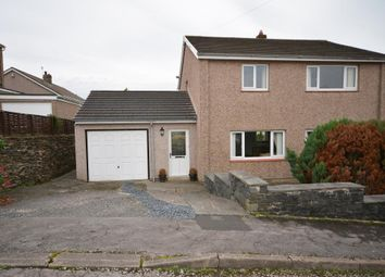 Thumbnail 3 bed detached house for sale in Peters Drive, Millom