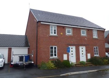 Thumbnail 3 bed semi-detached house for sale in Jefferson Drive, Chapelford Village, Warrington, Cheshire