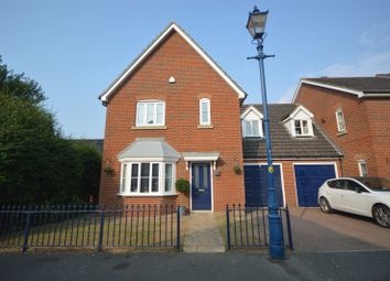 Thumbnail 3 bed detached house for sale in Galleon Way, Upnor, Rochester, Kent
