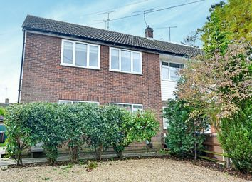 Thumbnail 2 bed maisonette to rent in High Street, Watton At Stone, Hertford