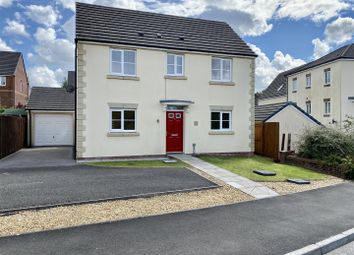 Thumbnail 3 bed detached house for sale in Ffordd Y Glowyr, Betws, Ammanford