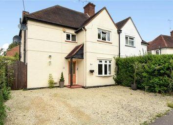 Thumbnail 3 bedroom semi-detached house for sale in Elizabeth Gardens, Ascot, Berkshire