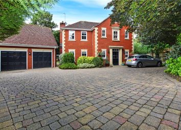 Thumbnail 5 bed detached house for sale in Becketts Close, Bexley, Kent