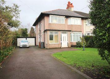 Thumbnail 5 bedroom semi-detached house for sale in Osmaston Road, Birkenhead, Merseyside