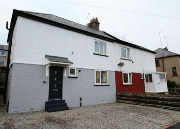 Thumbnail 3 bed semi-detached house for sale in 14 Castle Hill Road, Penrith, Cumbria