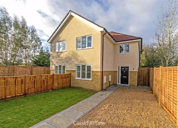 Thumbnail 3 bed semi-detached house for sale in Driftwood Avenue, St Albans, Hertfordshire