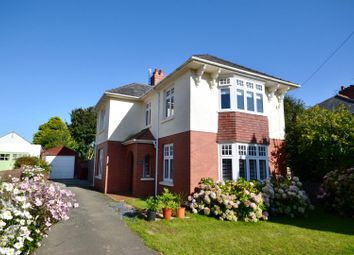 Thumbnail 3 bed detached house for sale in Serpentine Road, Tenby
