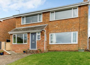 Thumbnail 5 bed detached house for sale in Martin Close, Heighington, Lincoln