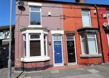 Thumbnail 2 bed end terrace house for sale in Belper Street, Garston, Liverpool, Merseyside
