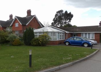 Thumbnail 2 bed detached bungalow to rent in London Road, Hook