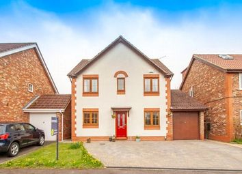 Thumbnail 5 bed detached house for sale in Moorhen Drive, Lower Earley, Reading