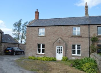 Thumbnail 2 bed terraced house for sale in West Loanend Cottages, Horncliffe, Berwick Upon Tweed, Northumberland