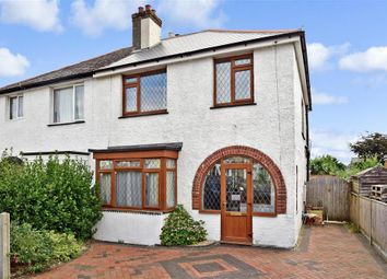 Thumbnail 3 bed semi-detached house for sale in Louis Road, Sandown, Isle Of Wight