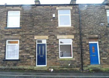Thumbnail 2 bed terraced house to rent in Old Bank Road, Earlsheaton, Dewsbury, West Yorkshire