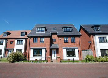 Thumbnail 6 bed detached house for sale in Abberwick Walk, Newcastle Upon Tyne