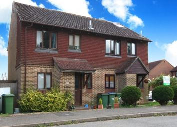 Thumbnail 4 bed semi-detached house for sale in Acorn Avenue, Cowfold, Horsham
