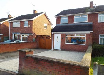 Thumbnail 3 bed semi-detached house for sale in Walesby Lane, Newark, Nottinghamshire