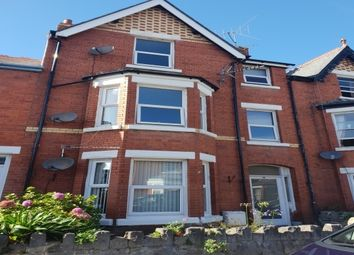 Thumbnail 2 bed flat to rent in Princess Road, Old Colwyn, Colwyn Bay