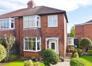 Thumbnail 3 bedroom semi-detached house for sale in Nunthorpe Grove, Bishopthorpe Road, York