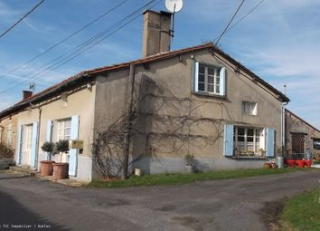 Thumbnail 2 bed property for sale in Nanteuil En Vallee, Poitou-Charentes, 16350, France