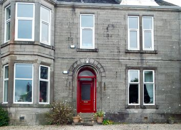 Thumbnail 2 bed flat for sale in Bute Terrace, Millport, Isle Of Cumbrae