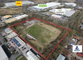 Thumbnail Land for sale in Land At Stanley Industrial Estate, Selby Place, Skelmersdale