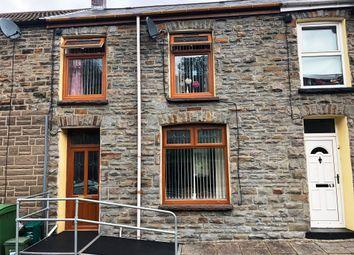 Thumbnail 3 bed terraced house for sale in Osborne Terrace, Penybryn Road, Penrhiwceiber, Mountain Ash