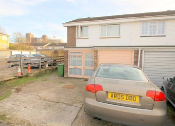 Thumbnail 3 bedroom semi-detached house to rent in Robin Way, Staines-Upon-Thames, Surrey