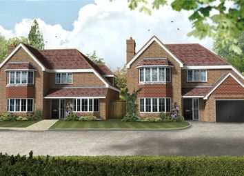 Thumbnail 5 bed detached house for sale in Mill Lane, Blue Bell Hill, Chatham, Kent
