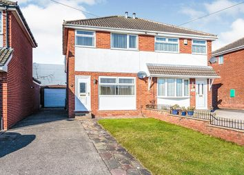 Thumbnail 2 bed semi-detached house to rent in Wasdale Road, Blackpool