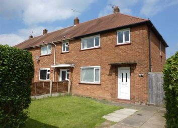 Thumbnail 3 bed semi-detached house to rent in Marple Crescent, Crewe