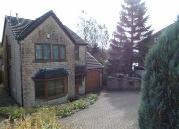 Thumbnail 3 bedroom detached house for sale in Heald Lane, Weir, Rossendale, Lancashire