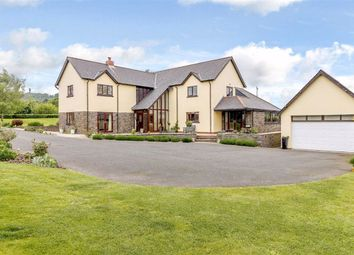 Thumbnail 5 bed detached house for sale in Mountain Road, Rogerstone, Newport