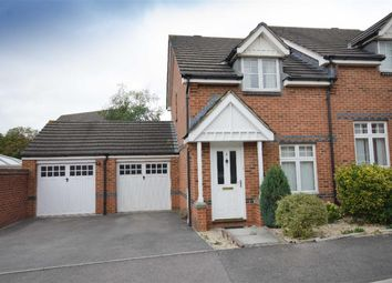 Thumbnail 2 bed semi-detached house for sale in Cave Grove, Emersons Green, Bristol