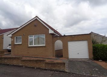 Thumbnail 2 bed detached bungalow for sale in Denvale Gardens, Kennoway, Leven